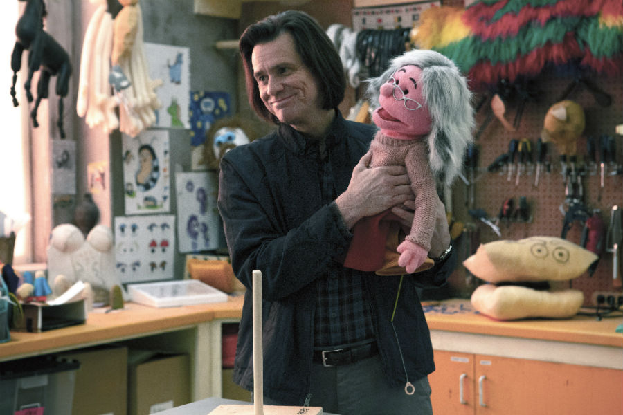 Kidding serie Jim Carrey Globos de Oro 2019