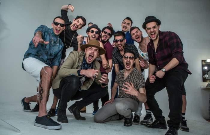 Moral Distraída hará bailar a todos en Viva Chile, la fonda de Lo Barnechea