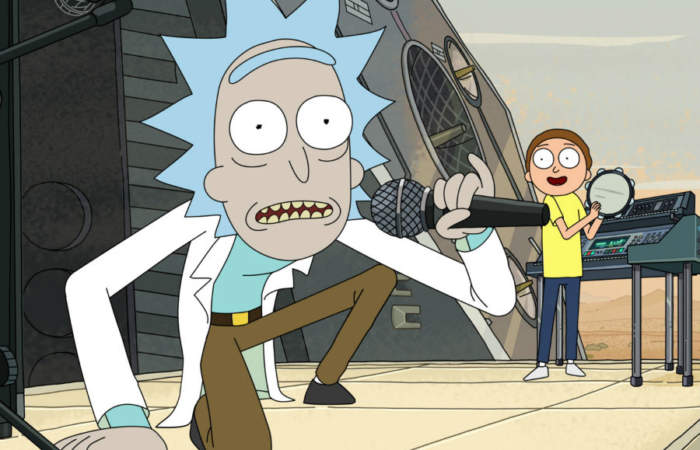 Rick and Morty regresó a Netflix con una nueva temporada
