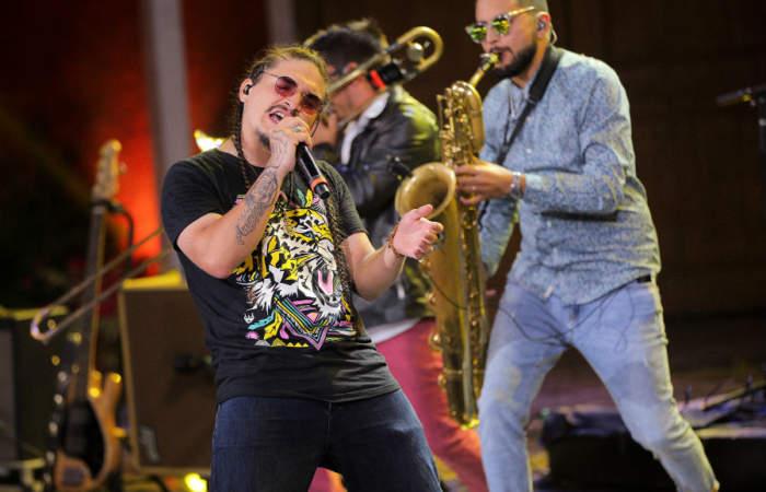 El festival en el Club Hípico para bailar cumbia y reggaetón de la vieja escuela