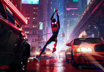 película Spider-Man: Un Nuevo Universo 2019