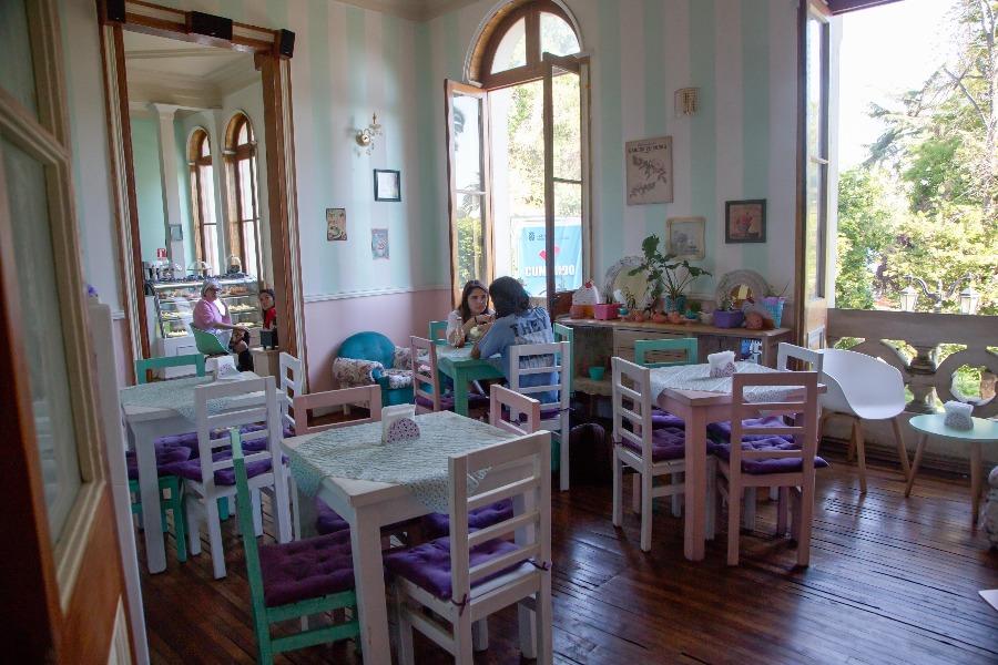 Cafeterías ideales para el verano