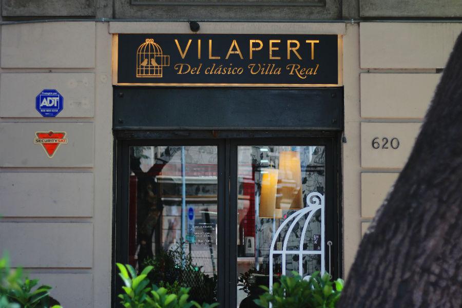 Café Vilapert (barrio Bellas Artes)