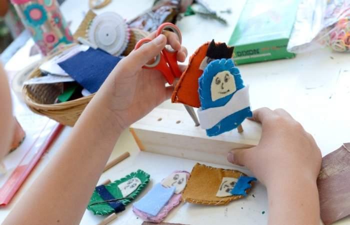 Deportes, cocina y arte: De eso y más son los talleres para niños en Vitacura
