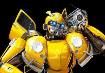 Las claves de Bumblebee, el nostálgico regreso de Transformers al cine