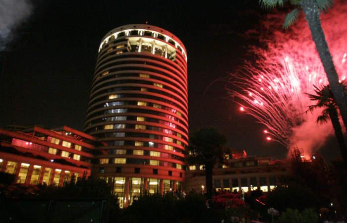 La Cena Y Fiesta De Ano Nuevo Hotel Santiago Inspirada En Los Anos 20