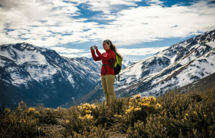 Guía de trekking: Los rutas más atractivas de los cerros de Lo Barnechea