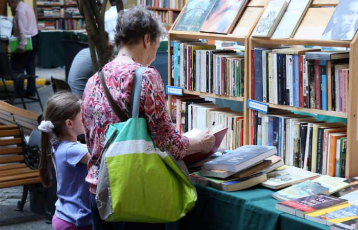 Textos desde $ 500 en la nueva versión de la Feria del Libro Usado