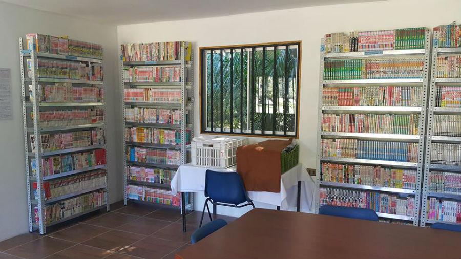 Sala Cultural y Centro de Estudios Manga de Chile