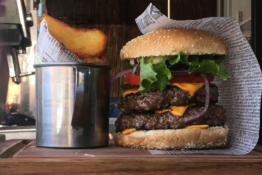 Burger Garden San Pedro de Atacama