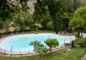 5 refrescantes piscinas para sobrevivir al calor en Santiago