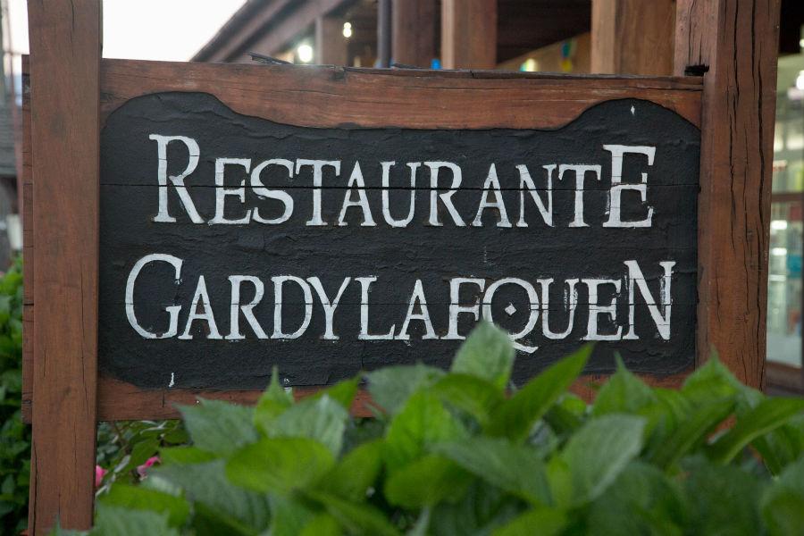 Restaurante Gardylafquen