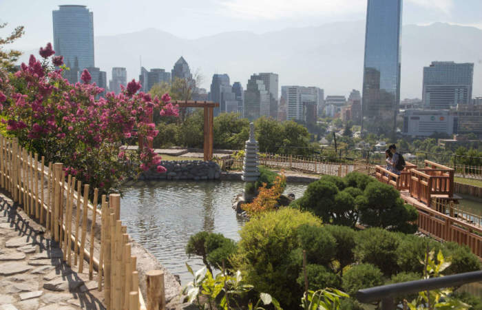 Todo lo que debes saber del renovado Jardín Japonés del Parque Metropolitano