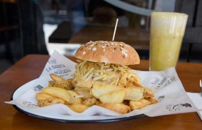 La barrita sanguchera: Los nuevos sándwiches con sabor peruano de Lastarria