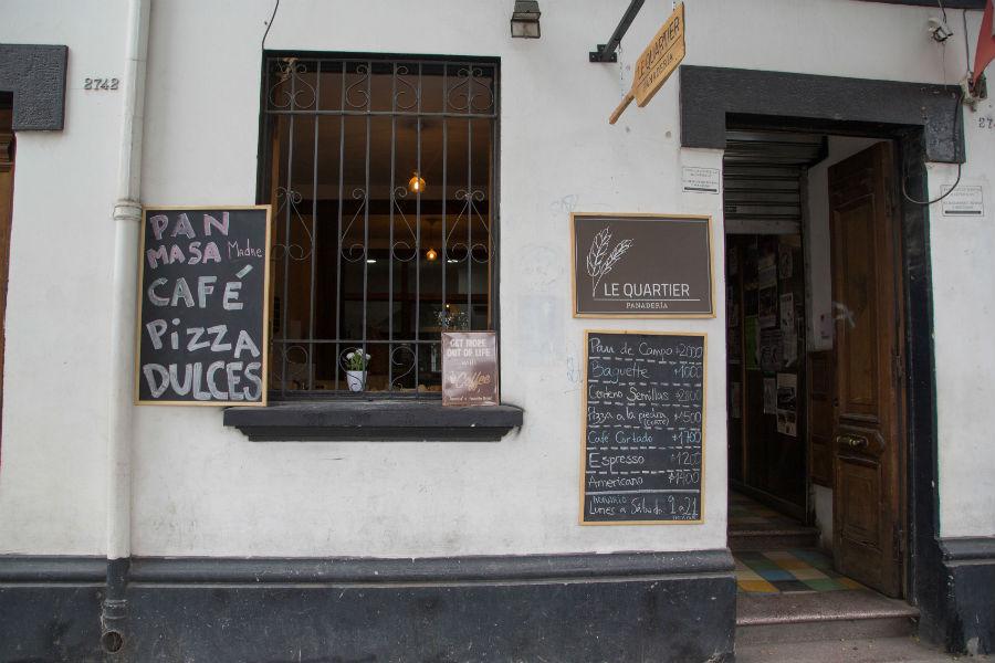 Panadería Le Quartier
