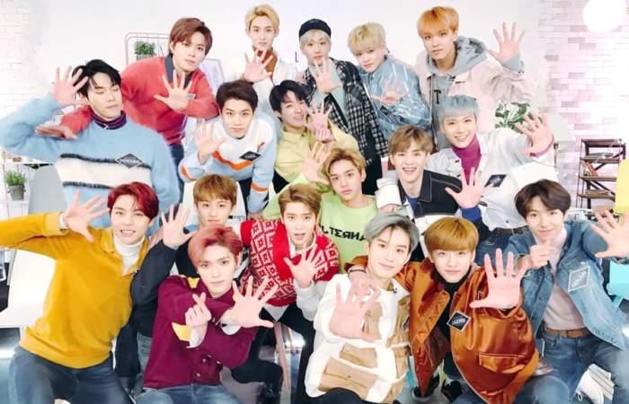 NCT, la ambiciosa banda k-pop que tocará en el festival SM Town Live