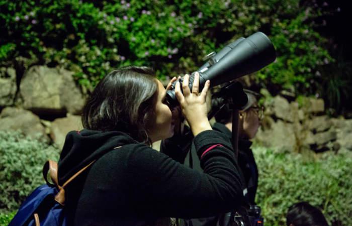 Gratis: una charla astronómica en lo más alto del Parque Metropolitano