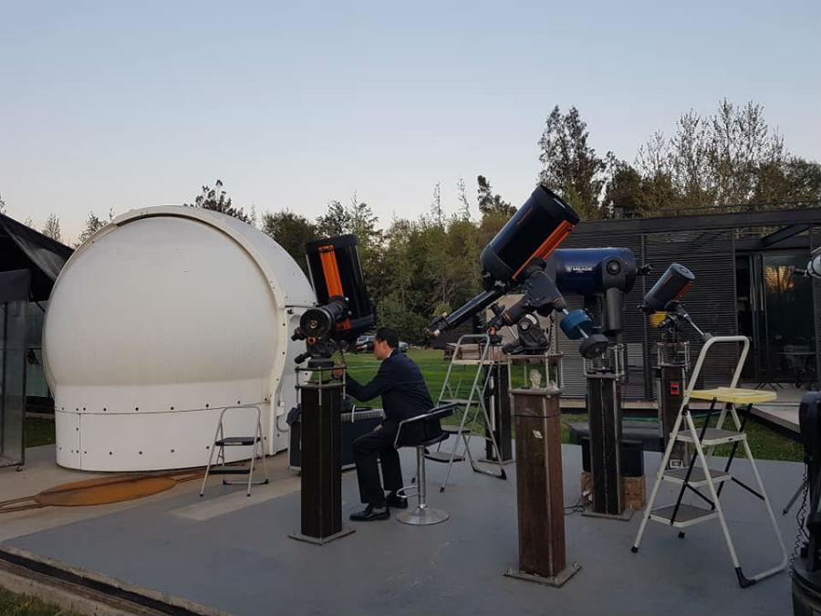 Observatorio Astronómico Cielos Chilenos