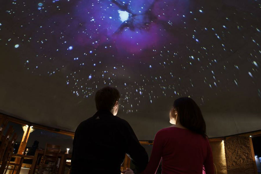Observatorios astronómicos en Santiago