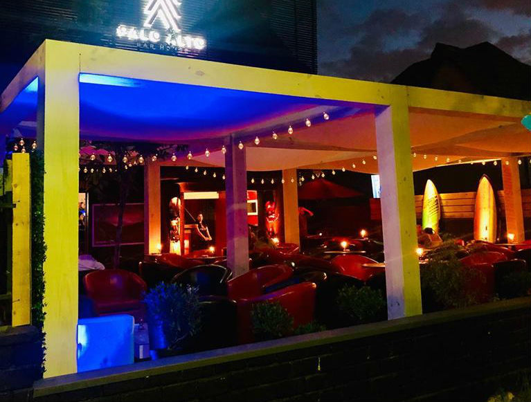 Palo Alto Bar House