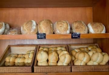 Pan crujiente y calientito: Las panaderías que están funcionando estos días