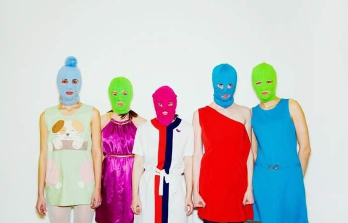 Pussy Riot irrumpirán en la Blondie con su punk feminista