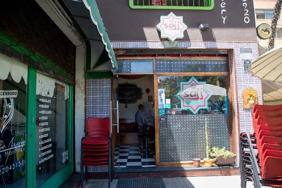 Sajj – Shawarmas & Bar