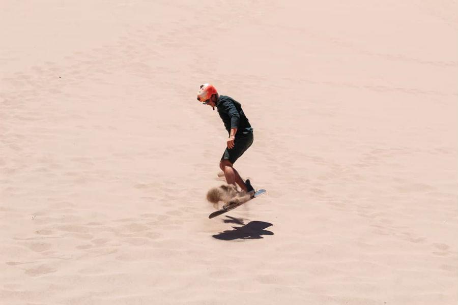 Valle de la Muerte, San Pedo de Atacama