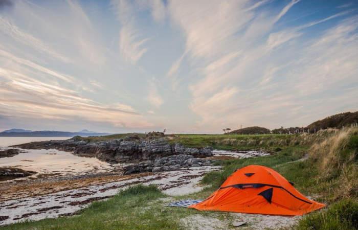 Conoce la app que te muestra cómo son 320 campings de Chile