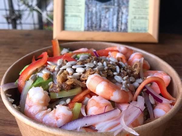 Crudo Crudo: El nuevo delivery de crudos y poké bowls de Viña de Mar