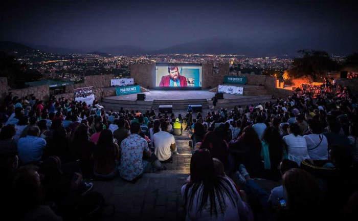 Gratis: el entretenido ciclo de cine en la cumbre del Parque Metropolitano