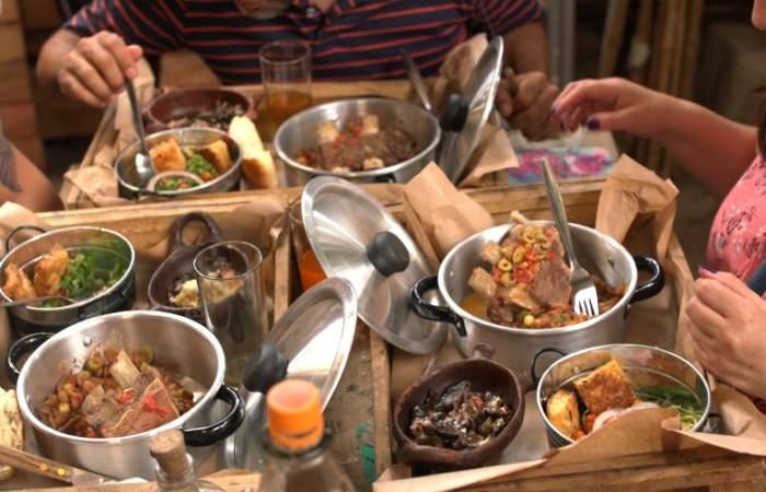 Lugares ideales para probar todo el sabor de la cocina mapuche