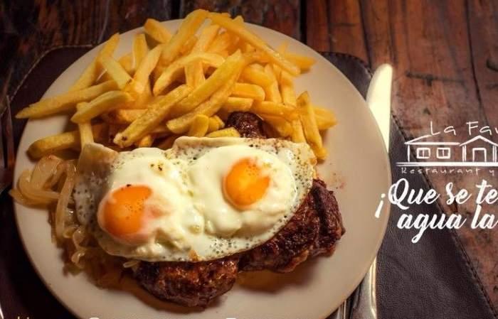 Restaurant La Fama: Parrilladas y comida chilena en plena carretera
