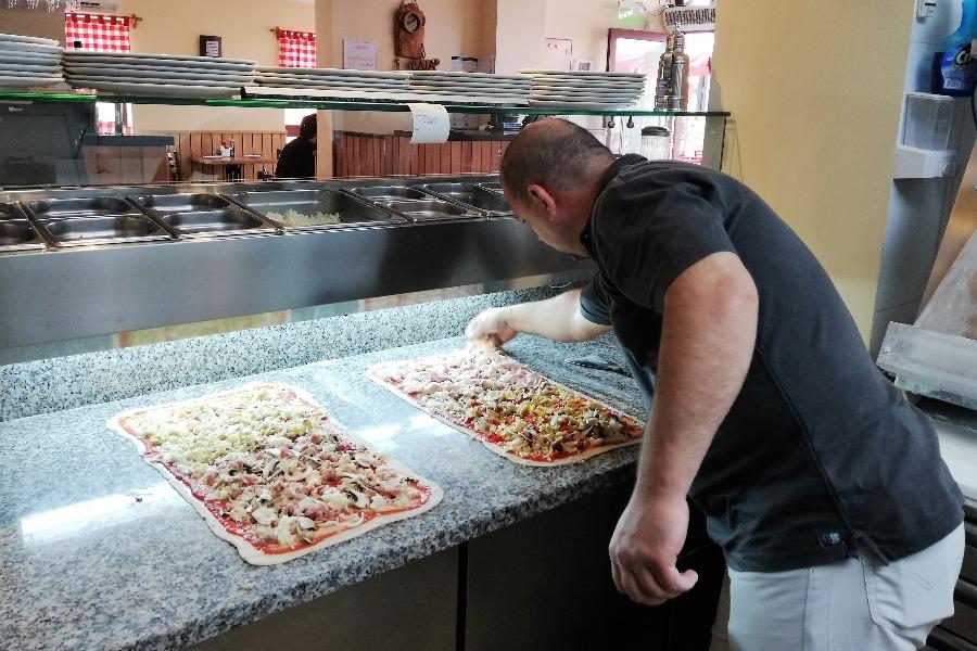 Pizzería Roma