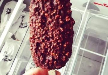 Vegnum: La paleta de helado vegana sin gluten y puro sabor