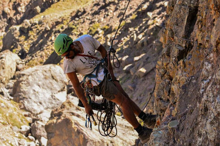 El festival de escalada que tendrá talleres gratuitos y un mercado orgánico