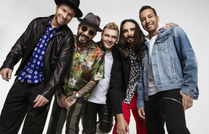 Lo que debes saber antes del concierto de Backstreet Boys en el Festival de Viña
