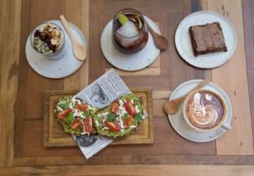 Café Black Mamba: Un nuevo café de especialidad con pastelería veggie en Providencia