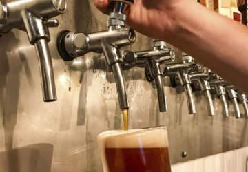 Club de Cervezas, un bar en Viña para comer y beber a precios convenientes