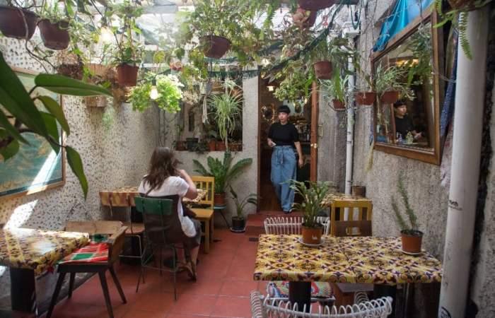 Doméstico Cafetería: Un rincón de barrio Lastarria donde sentirse como en casa