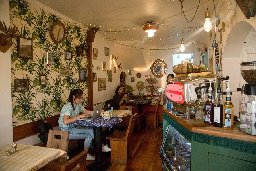Doméstico Cafetería