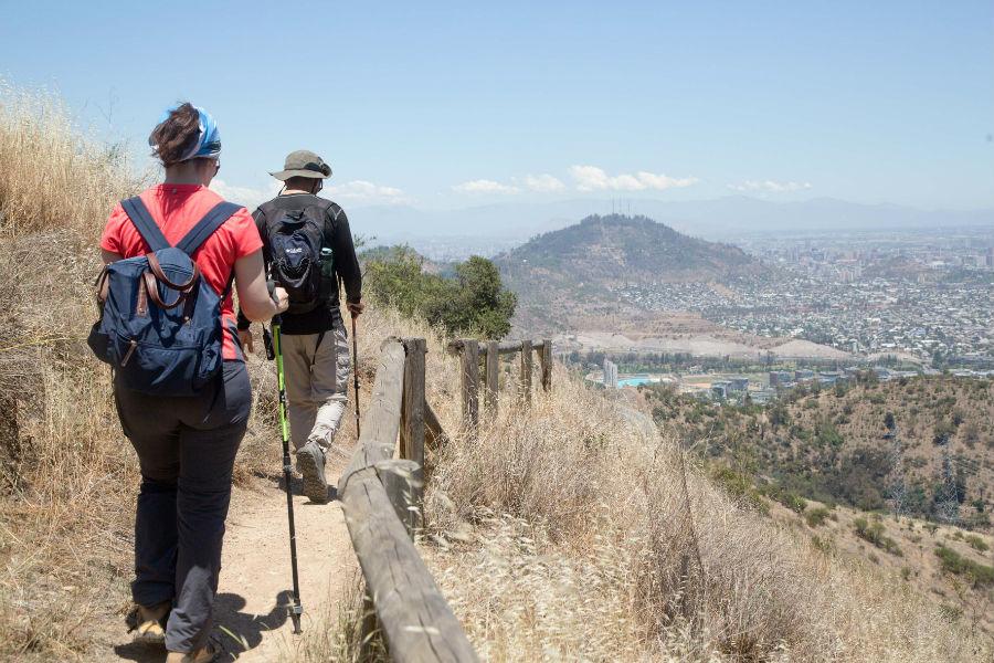 Cerro El Carbón.