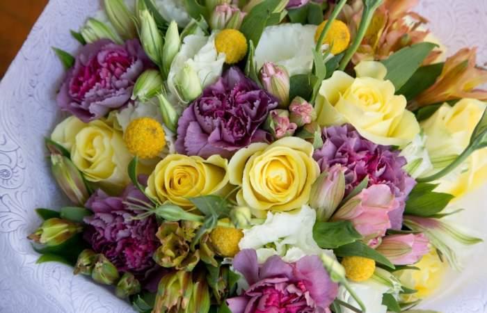 ¿Dónde comprar flores en Santiago para el Día de San Valentín?