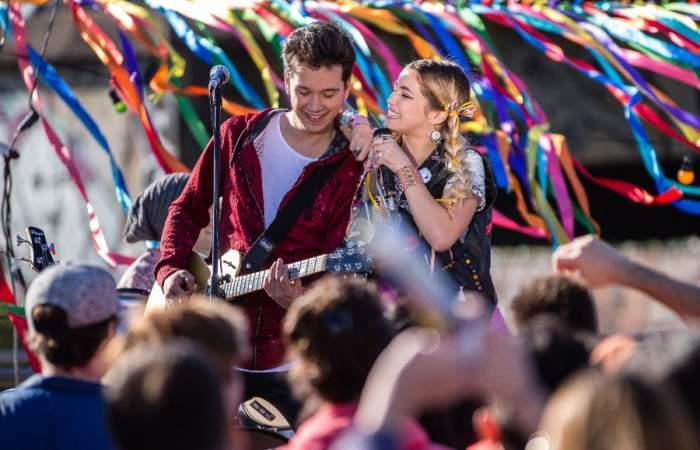 Go! Vive a tu Manera: Así es el primer musical adolescente de Netflix