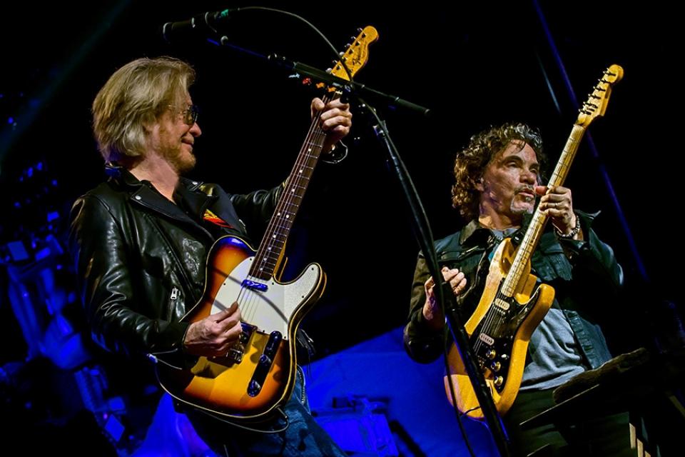 Todo sobre el primer concierto de los legendarios Hall & Oates en Chile