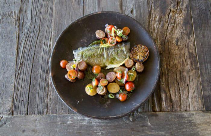 El mesón del Caulle: El exclusivo restaurante escondido en un bosque nativo
