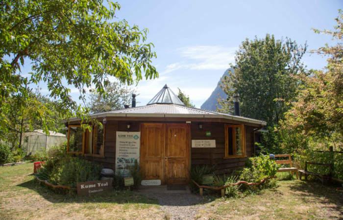 """Küme Yeal: El restaurante mapuche que """"la lleva"""" en Futrono"""