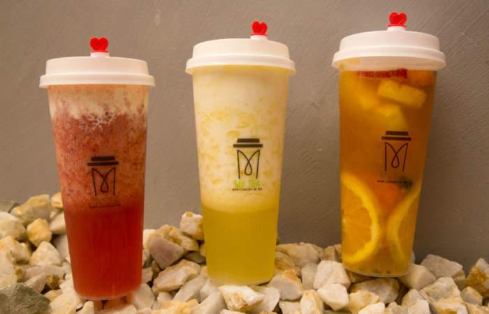 My Tea, la novedosa y refrescante barra de té que llegó a Independencia