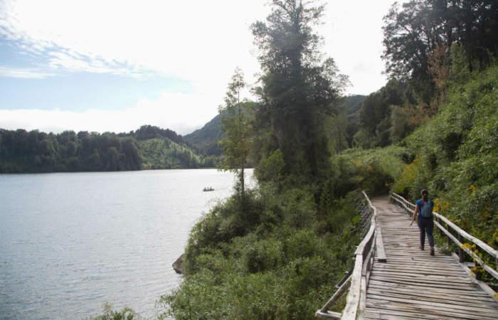 Relajantes y hermosos trekkings en plena Selva Valdiviana