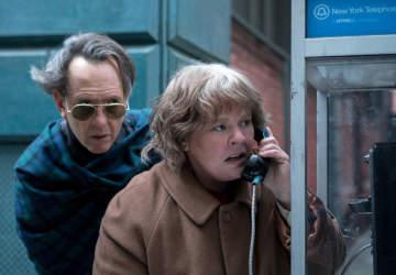 ¿Podrás Perdonarme?: La singular historia nominada a tres premios Oscar